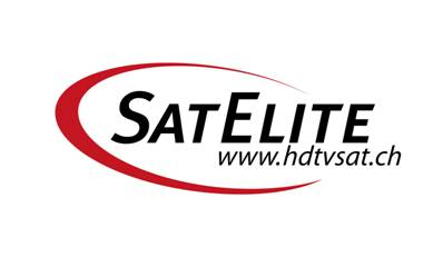 Website of SatElite GmbH (made by kimhauser.ch)
